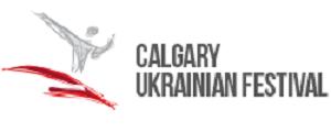 the Calgary Ukrainian Festival logo